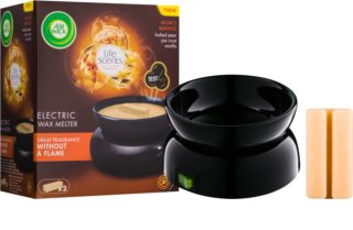 Air Wick Life Scents Mom´s Baking Ceramic Aroma Lamp  22 g + Aroma Lamp Wax