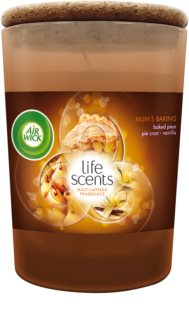 Air Wick Life Scents Mom´s Baking vela perfumada  185 g