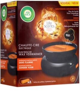 Air Wick Life Scents Mom´s Baking Lampă aromaterapie din sticlă 33 g
