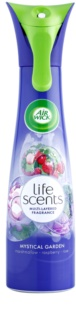 Air Wick Life Scents Mystical Garden spray para el hogar 210 ml