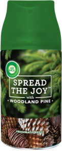 Air Wick Spread the Joy Woodland Pine Automatic Air Freshener 250 ml Vervangende Vulling