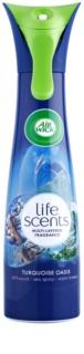 Air Wick Life Scents Turquoise Oasis spray para el hogar 210 ml