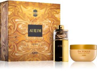 Ajmal Aurum poklon set za žene