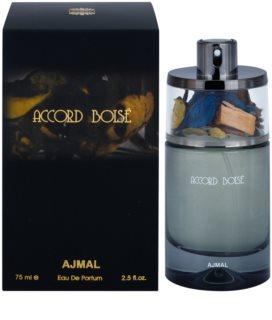 Ajmal Accord Boise Eau de Parfum voor Mannen 75 ml