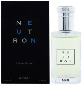 Ajmal Neutron Eau de Parfum para homens 100 ml