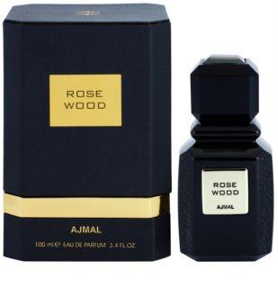 Ajmal Rose Wood Eau de Parfum unissexo 100 ml