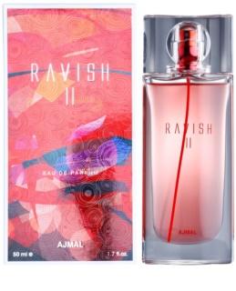 Ajmal Ravish II eau de parfum da donna 50 ml