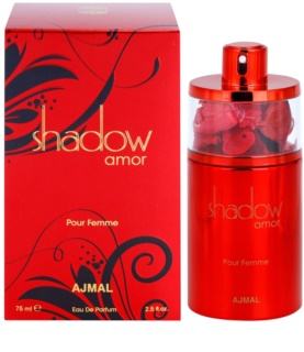 Ajmal Shadow Amor for Her eau de parfum para mujer 75 ml
