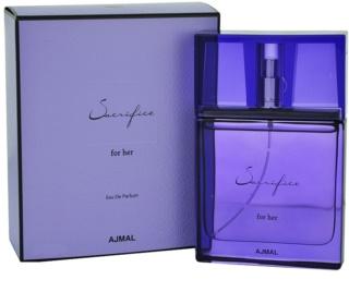 Ajmal Sacrifice for Her Eau de Parfum para mulheres 50 ml