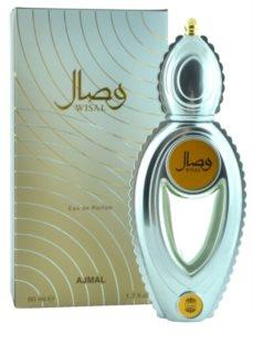 Ajmal Wisal eau de parfum para mujer 50 ml