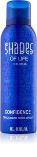 Al Haramain Shades of Life deodorant s rozprašovačem pro ženy 200 ml