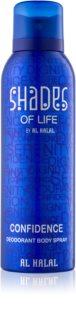 Al Haramain Shades of Life desodorante con pulverizador para mujer 200 ml