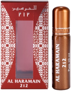 Al Haramain 212 illatos olaj nőknek 10 ml  (roll on)
