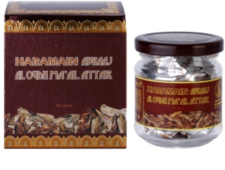 Al Haramain Abraaj Al Oudh Ma'Al Attak incenso 50 g