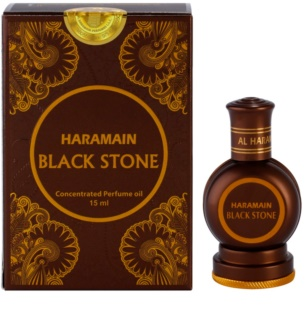 Al Haramain Black Stone parfumirano ulje za muškarce 15 ml