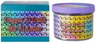 Al Haramain Al Haramain Duggat Al Oudh Ma'Al Amber kadilo 100 g
