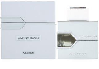 Al Haramain L'Aventure Blanche eau de parfum para mujer 100 ml