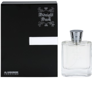 Al Haramain Midnight Musk eau de parfum unissexo 100 ml