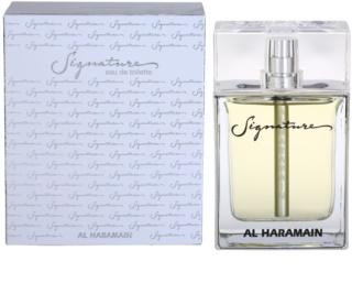 Al Haramain Signature woda toaletowa dla mężczyzn