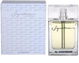 Al Haramain Signature Eau de Toilette for Men 100 ml