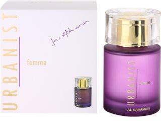 Al Haramain Urbanist Femme Eau de Parfum para mulheres 100 ml