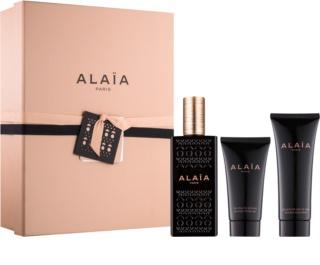 Alaïa Paris Alaïa dárková sada III.