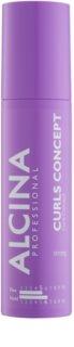 Alcina Strong stylingový gel pro zpevnění přirozeně vlnitých vlasů