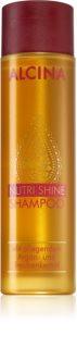 Alcina Nutri Shine shampoing nourrissant à l'huile d'argan