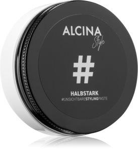 Alcina #ALCINA Style Transparente Stylingpaste für mittelstarke Fixierung