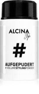 Alcina #ALCINA Style polvos para dar definición al peinado