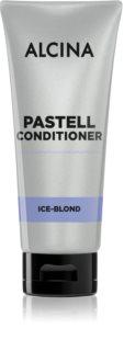 Alcina Pastell erfrischendes Balsam für blondiertes Haar oder kaltblonde Strähnchen