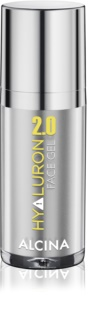 Alcina Hyaluron 2.0 pleťový gel s vyhlazujícím efektem