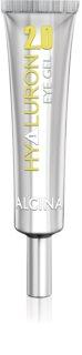 Alcina Hyaluron 2.0 oční gel s vyhlazujícím efektem