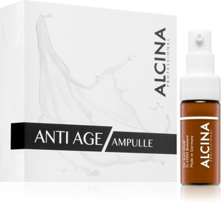 Alcina Effective Care Anti-Wrinkle Treatment With Rejuvenating Effect