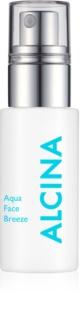 Alcina Summer Breeze Aqua Face Breeze fixador de maquilhagem