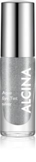 Alcina Summer Breeze Aqua Eye Tint sombras de ojos bifásicas efecto metálico