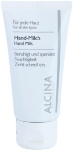 Alcina For All Skin Types Hand Lotion To Treat Skin Drying