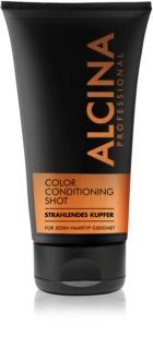Alcina Color Conditioning Shot Copper tönendes Balsam für eine leuchtendere Haarfarbe