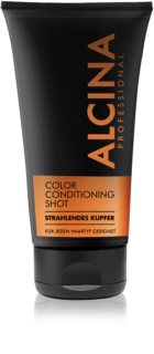 Alcina Color Conditioning Shot Copper tönendes Balsam für eine leuchtendere Haarfarbe