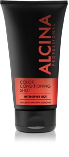 Alcina Color Conditioning Shot Red Getinte Balsem voor Accentueren van Haarkleur