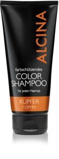 Alcina Color Copper șampon pentru nuanțe de păr din cupru