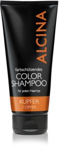 Alcina Color Copper Shampoo for Copper Shades
