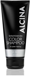 Alcina Color Silver Shampoo For Cool Blond