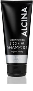 Alcina Color Silver σαμπουάν για ψυχρές  ξανθές απόχρωσης