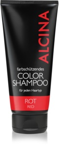 Alcina Color Red Shampoo  voor Rode Haartinten
