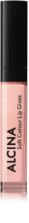 Alcina Decorative Soft Colour Lipgloss