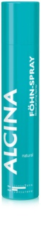 Alcina Styling Natural Blow-Dry Spray for Natural Bounce and Volume