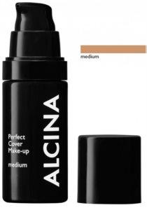 Alcina Decorative Perfect Cover make-up egységesíti a bőrszín tónusait