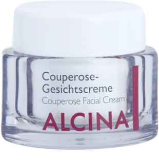 Alcina For Sensitive Skin Versterkende Crème  voor Couperose
