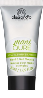 Alessandro Maniqure Hand & Nails Mousse